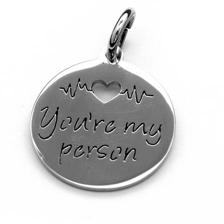 DIJE YOU'RE MY PERSON 2,2CM