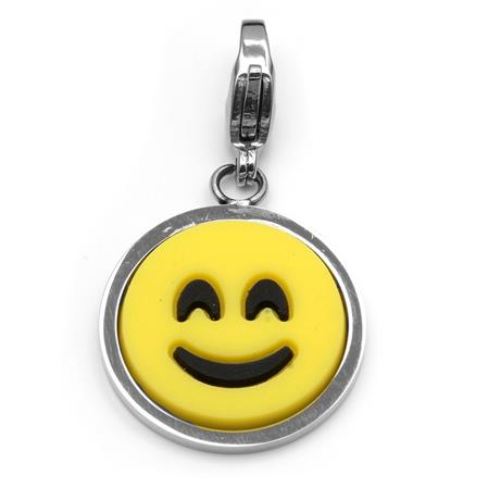 DIJE EMOJI SMILE 18MM