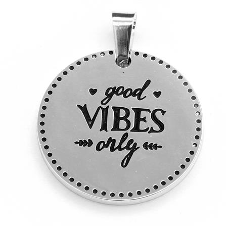 30 OFF DIJE GOOD VIBES ONLY 2,5CM