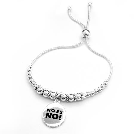 10 OFF - PULSERA BALI NO ES NO - REGULABLE