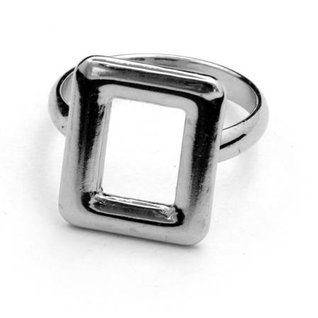 ANILLO RECTANGULAR CONTORNO
