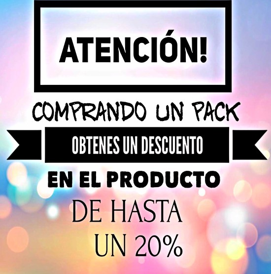 PACK DESCUENTO